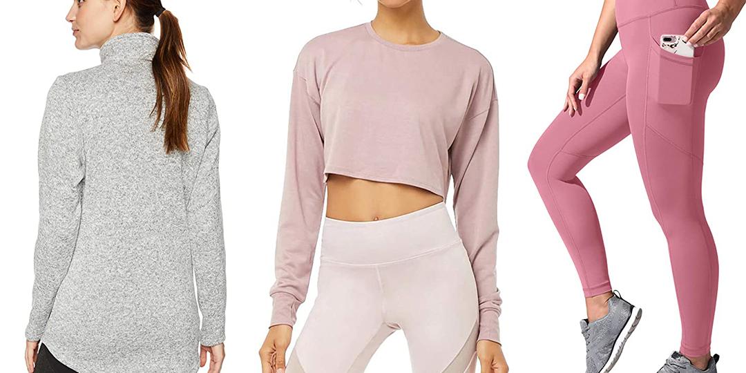 11 Amazon Activewear Picks | AddedInfluence.com